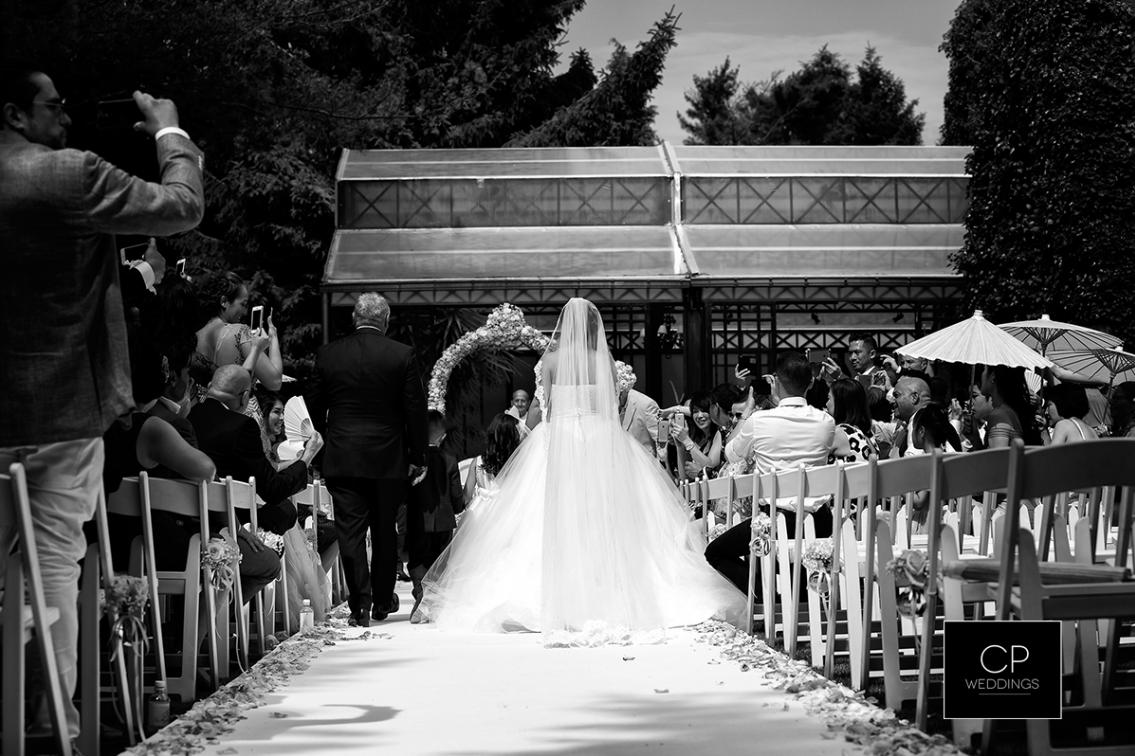 Bruiloft styling